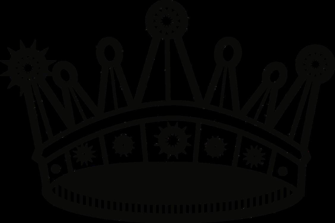 Blackandwhite,Crown,Circle