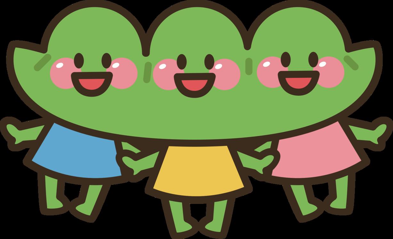 Happy,Green,Cartoon