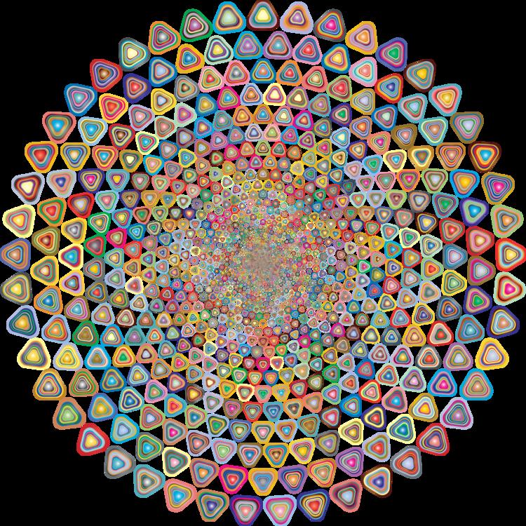 Textile,Circle,Line