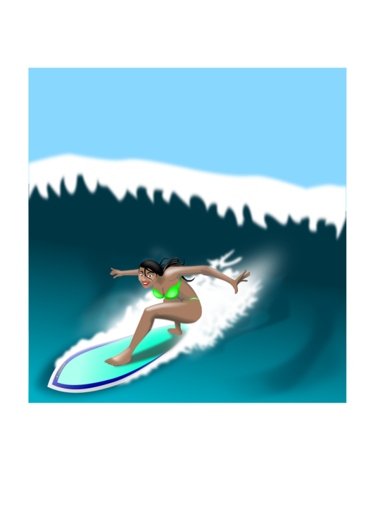 Surface Water Sports,Recreation,Surfing