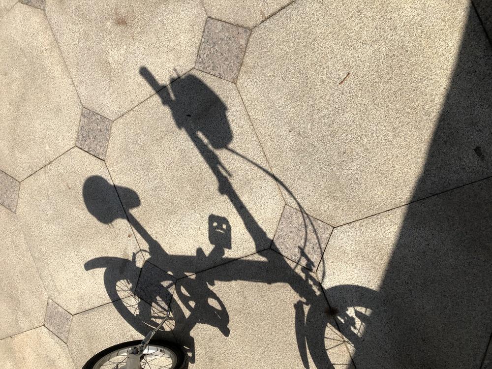 Bmx Bike,Shadow,Bicycle