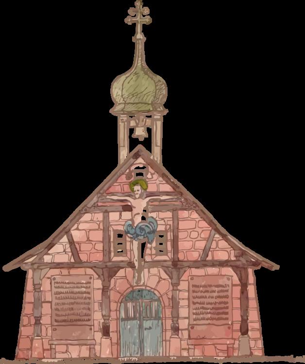 Building,Medieval Architecture,Parish
