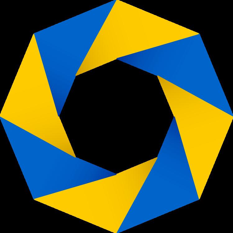 Electric Blue,Symbol,Yellow