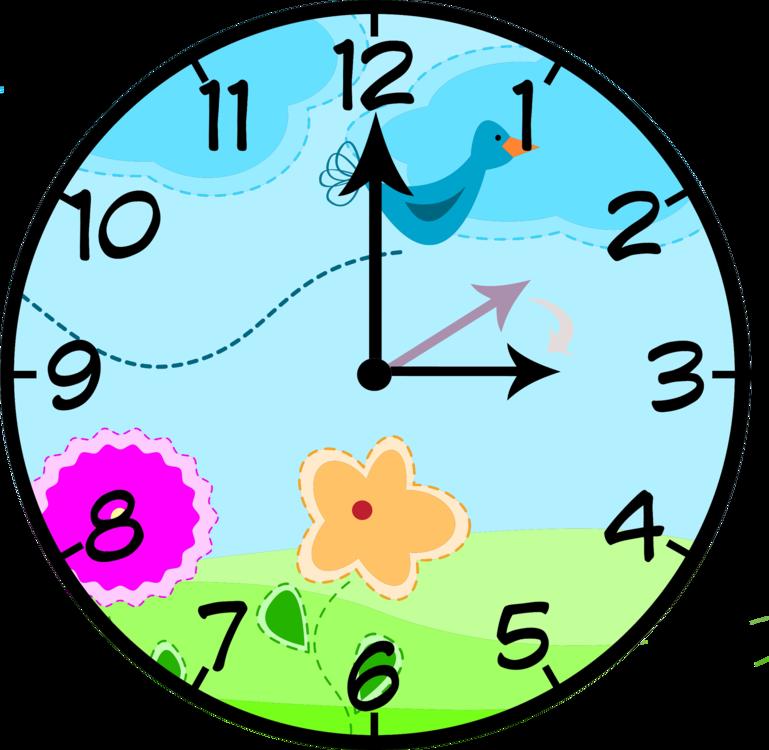 Clock,Home Accessories,Aqua