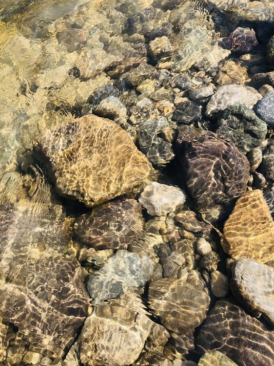 Boulder,Igneous Rock,Closeup
