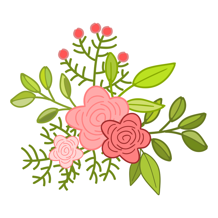 Pink,Flower,Plant Stem