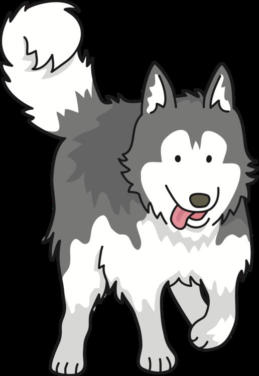 Line Art,Head,Siberian Husky