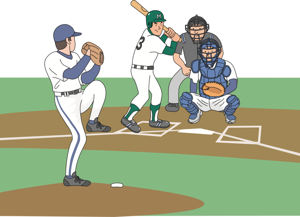 Batandball Games,Sports Uniform,Baseball Player