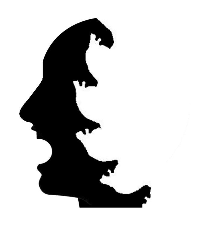 Silhouette,Blackandwhite,Logo