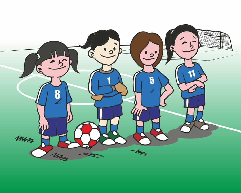 Style Animated Cartoon Soccer Png Clipart Royalty Free Svg Png
