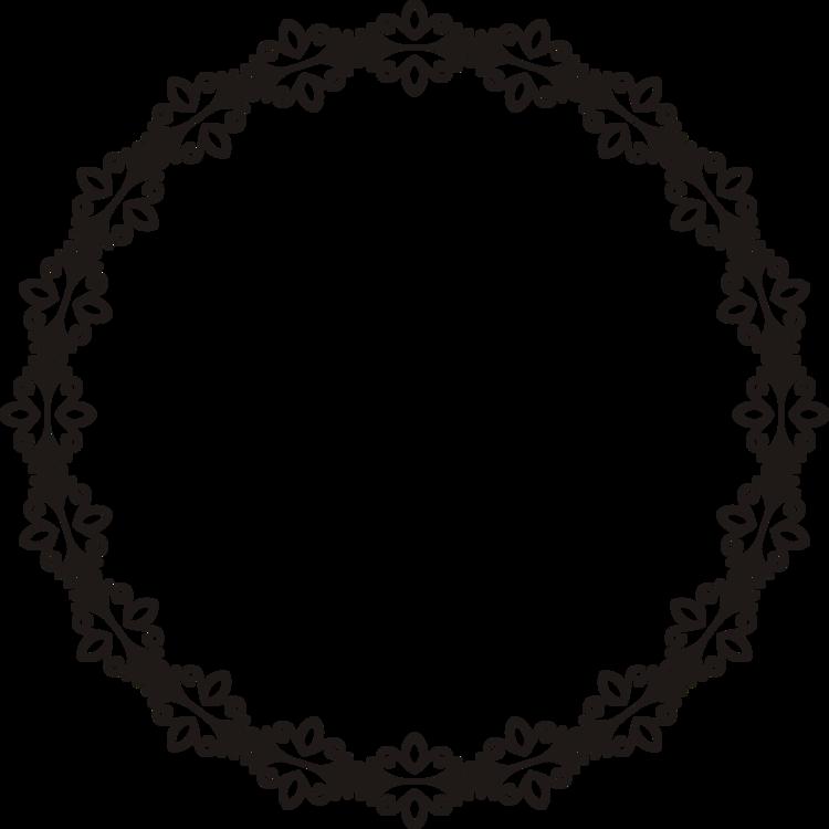 Doily,Circle,Ornament