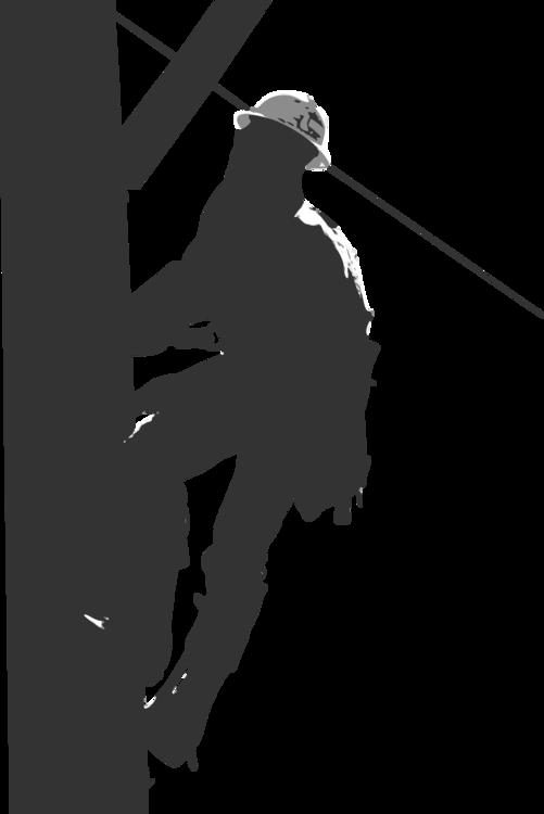 Recreation,Silhouette,Lineman
