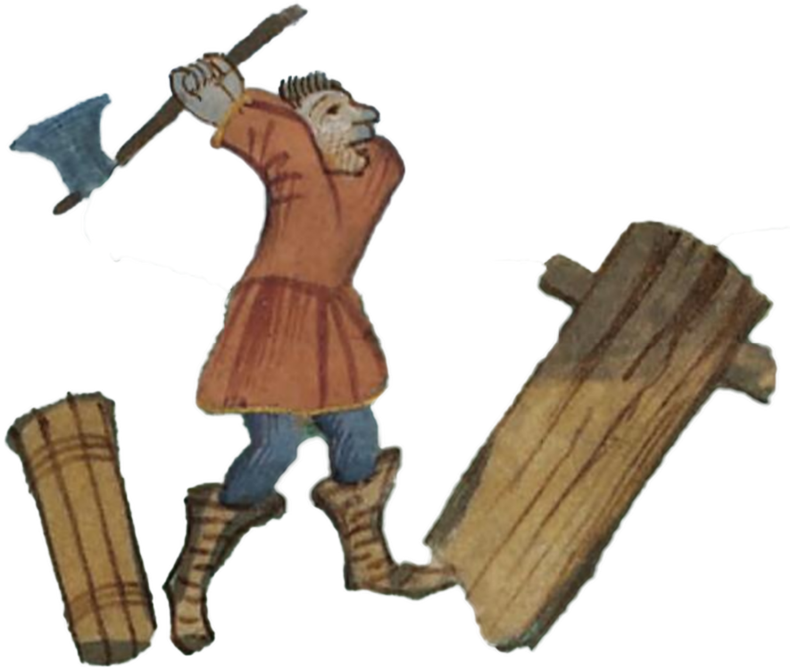 Wood Chopping,Hatchet,Lumberjack
