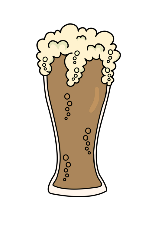 Pint Glass,Milkshake,Beer