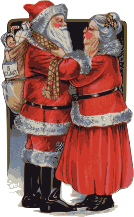 Art,Santa Claus,Fictional Character