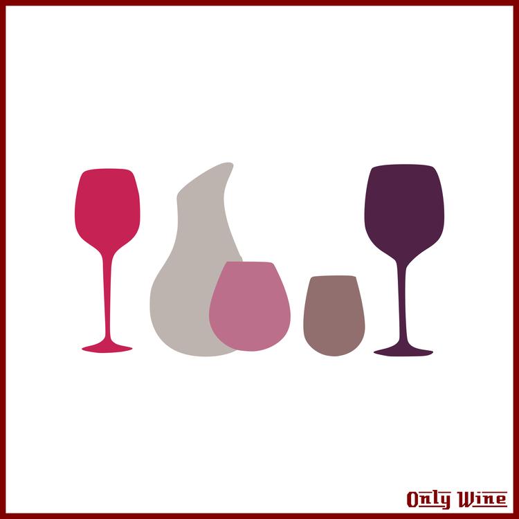 Pink,Champagne Stemware,Stemware