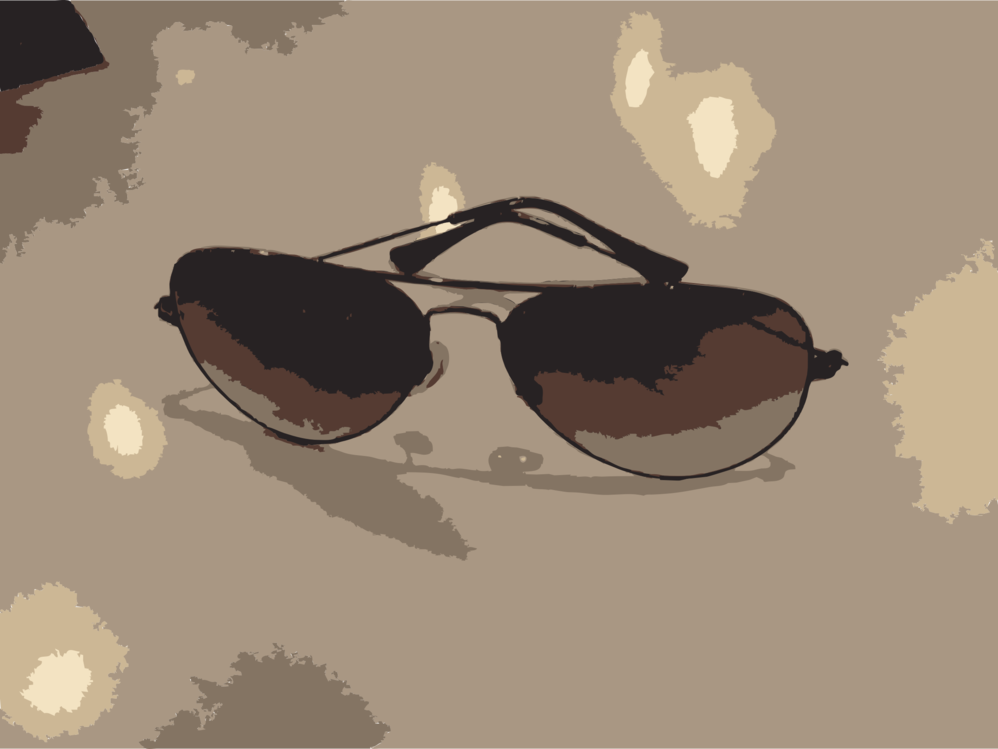 Brown,Sunglasses,Reflection