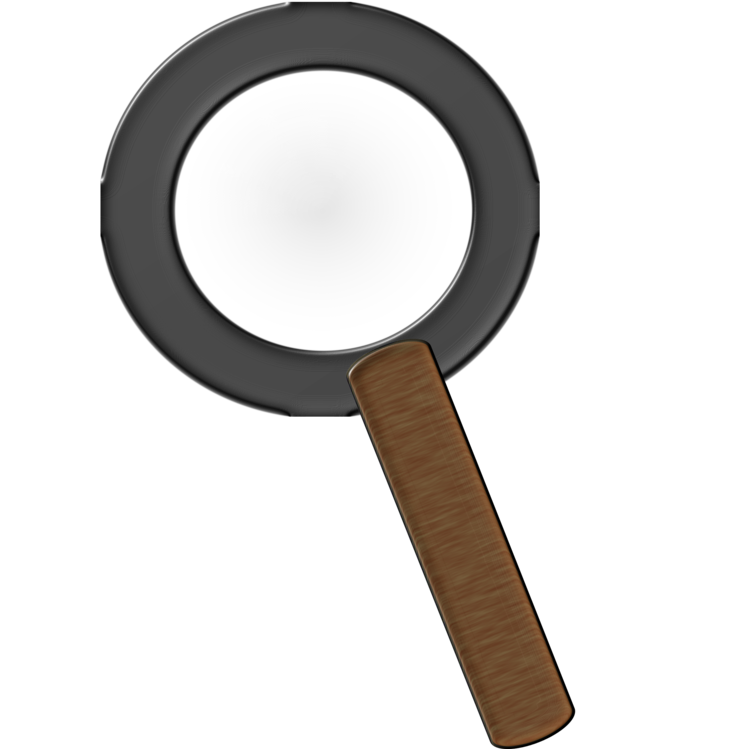 Office Instrument,Magnifying Glass,Mirror