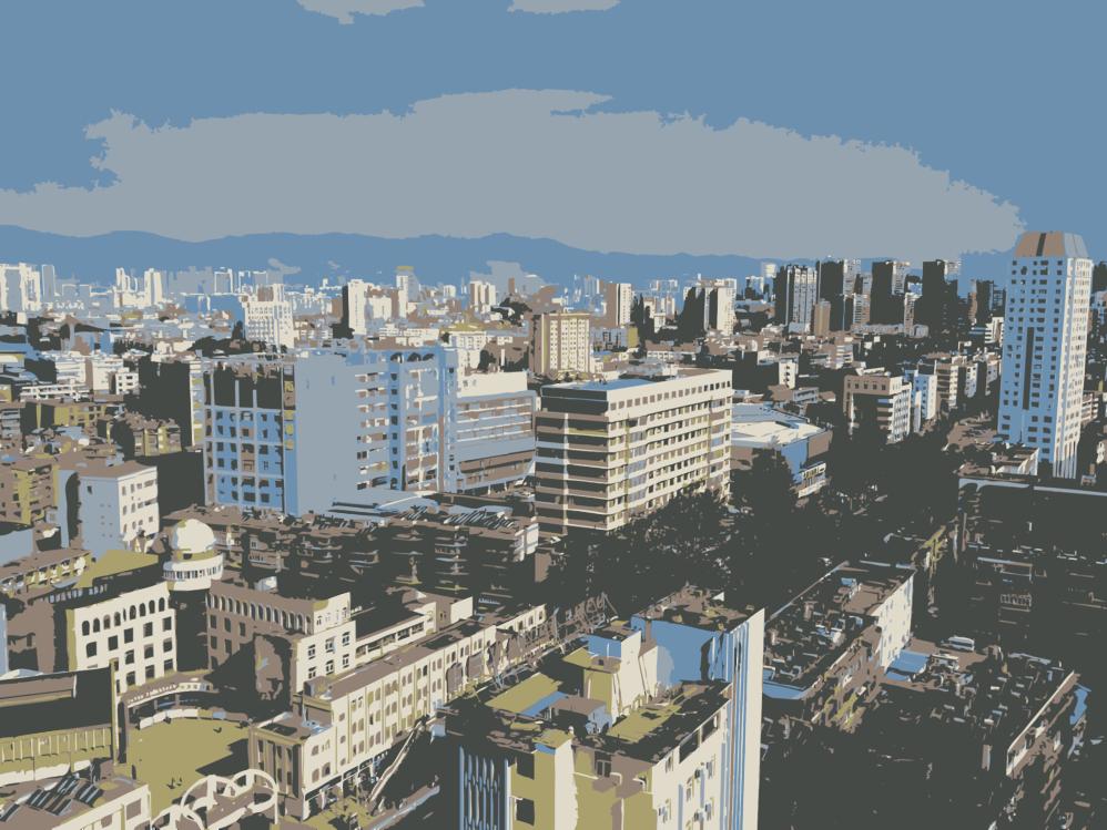 City,Tower Block,Sky