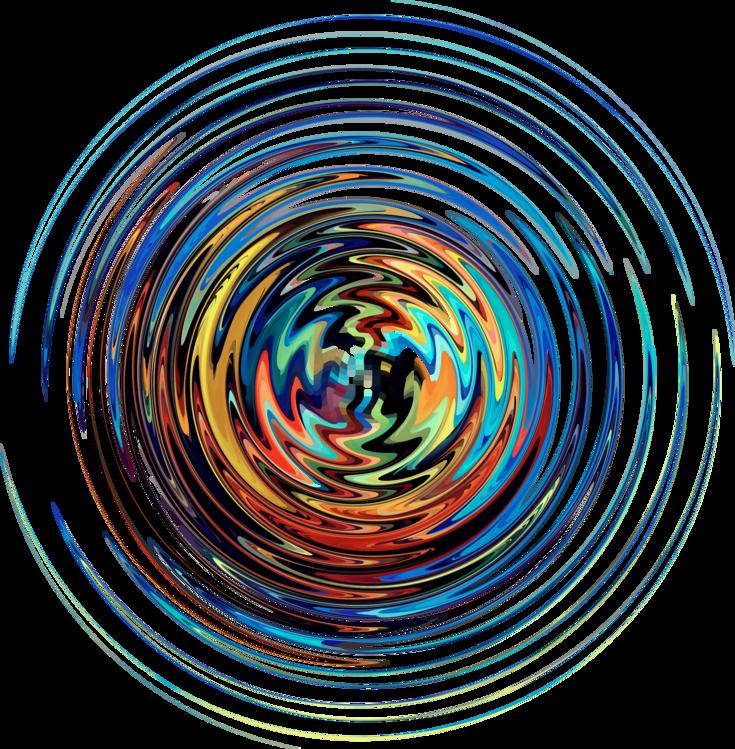 Circle,Vortex,Liquid