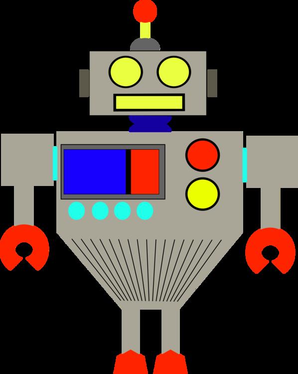 Robot,Machine,Line