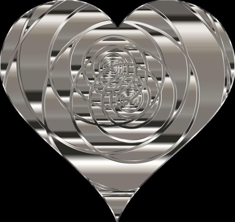 Steel,Heart,Metal