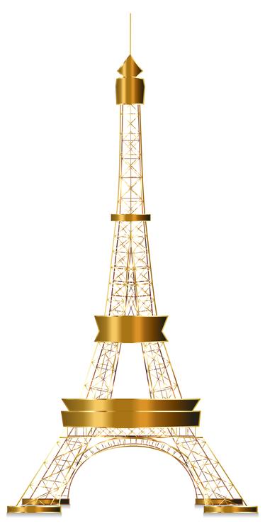 Tower,Metal,Brass
