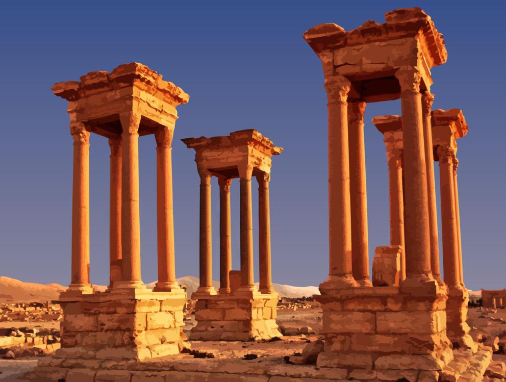 Building,Archaeological Site,Ancient Roman Architecture