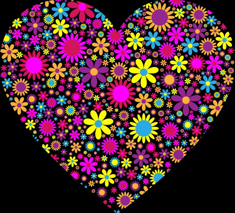 Purple,Heart,Magenta