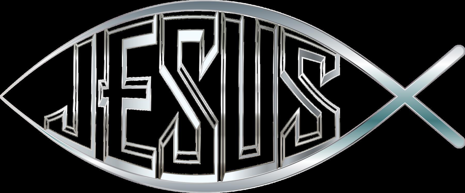 Oval,Logo,Ichthys