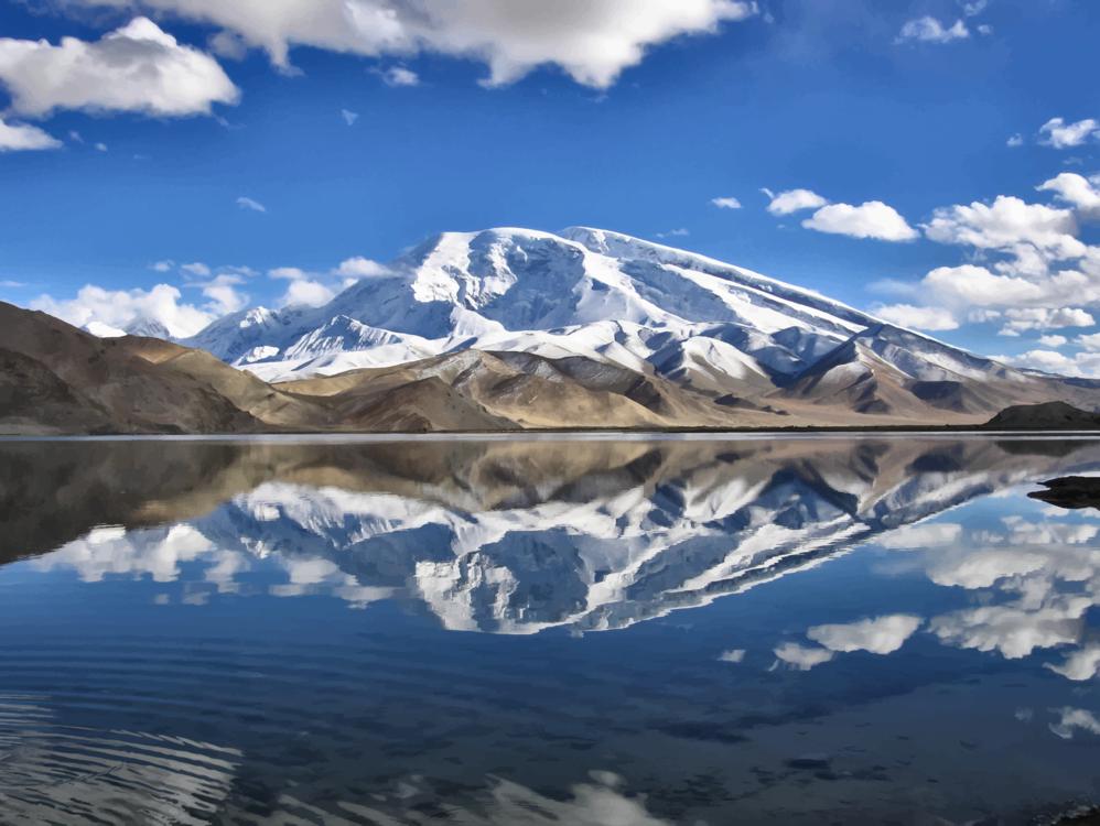 Stratovolcano,Mountain,Ridge