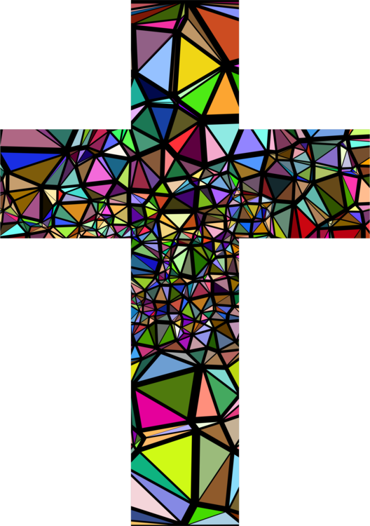 Glass,Symbol,Cross