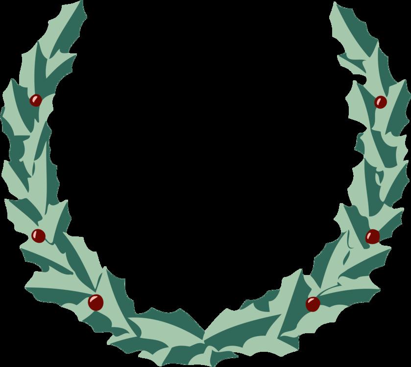 Holly,Plant,Wreath