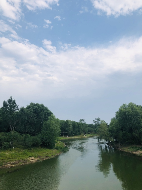 Canal,Fluvial Landforms Of Streams,Sky