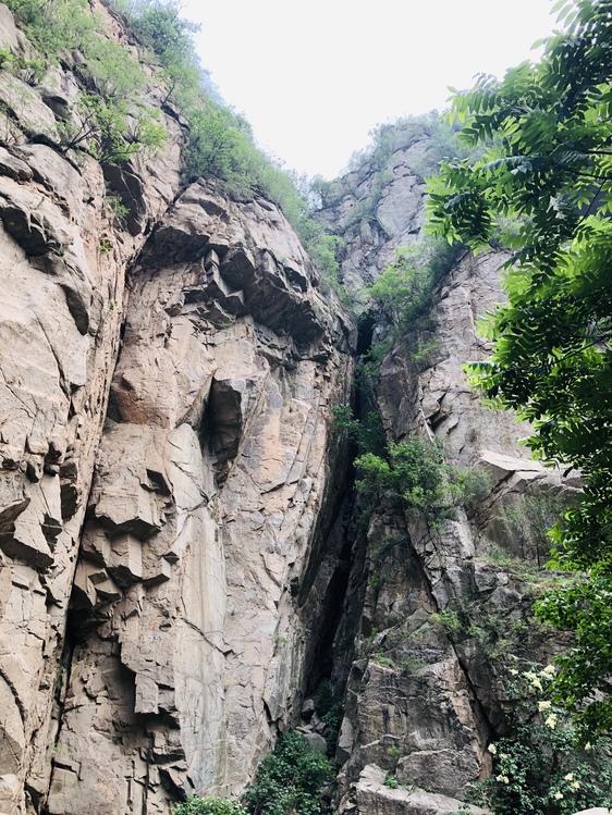Wadi,Granite Dome,Geology