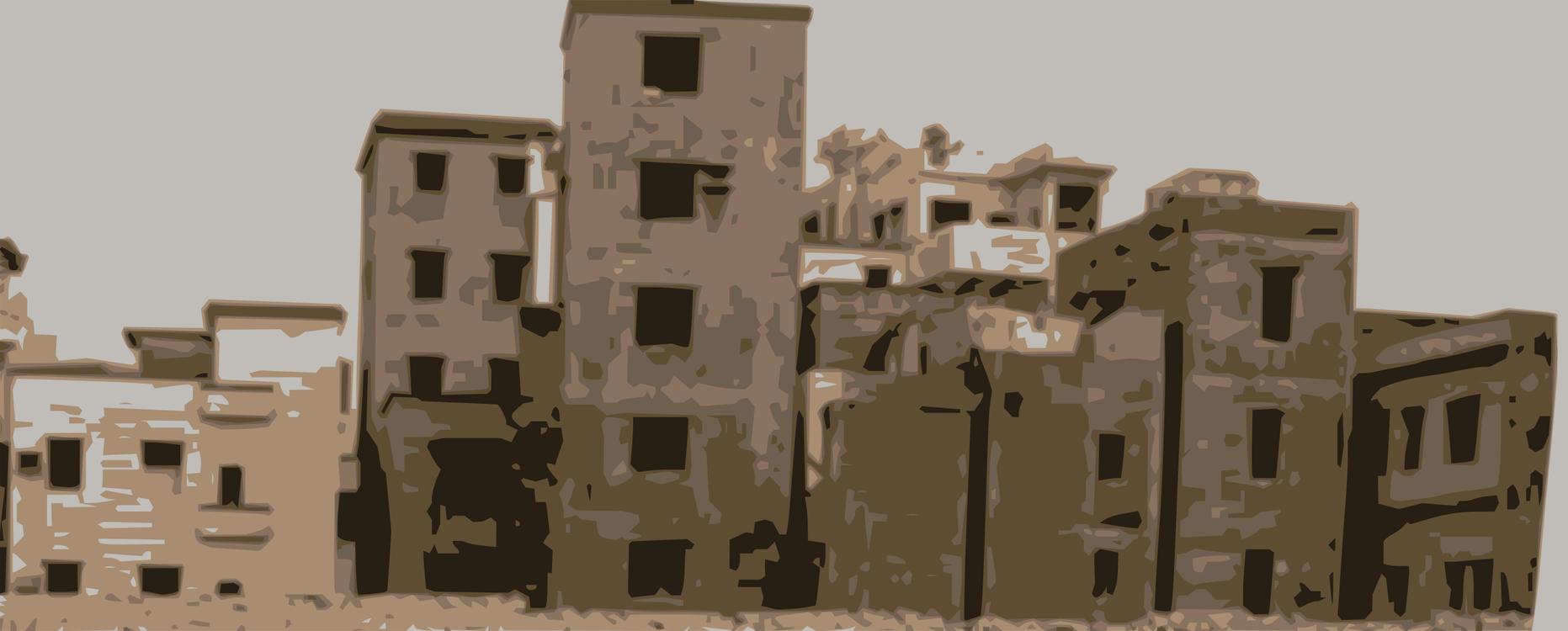 Town,Pueblo,Art