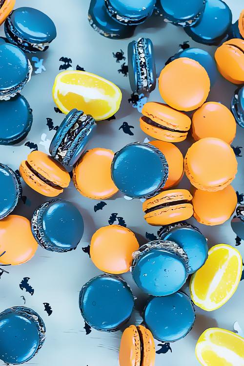 Orange,Turquoise,Fashion Accessory