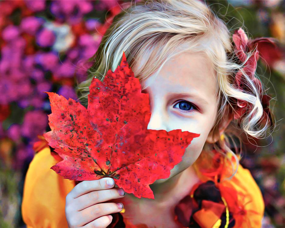 Head,People In Nature,Leaf