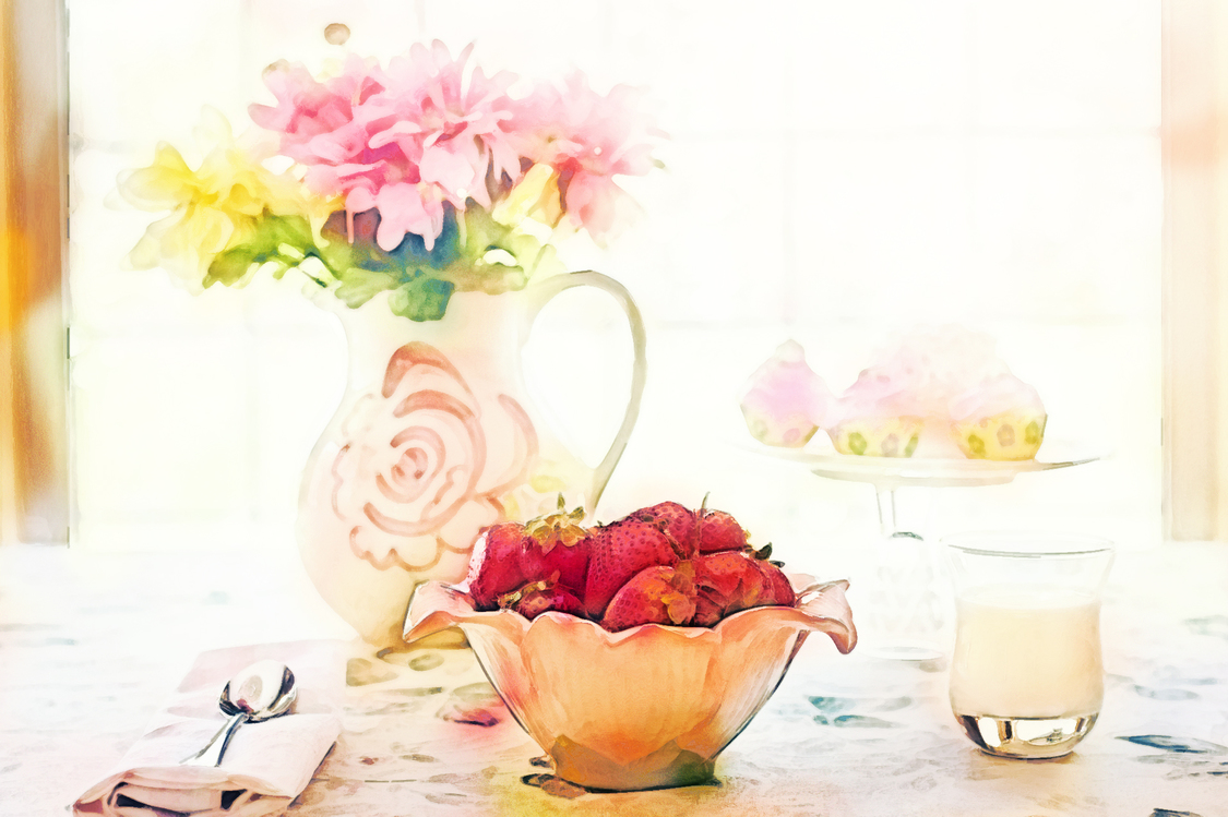 Watercolor Paint,Flower,Rose