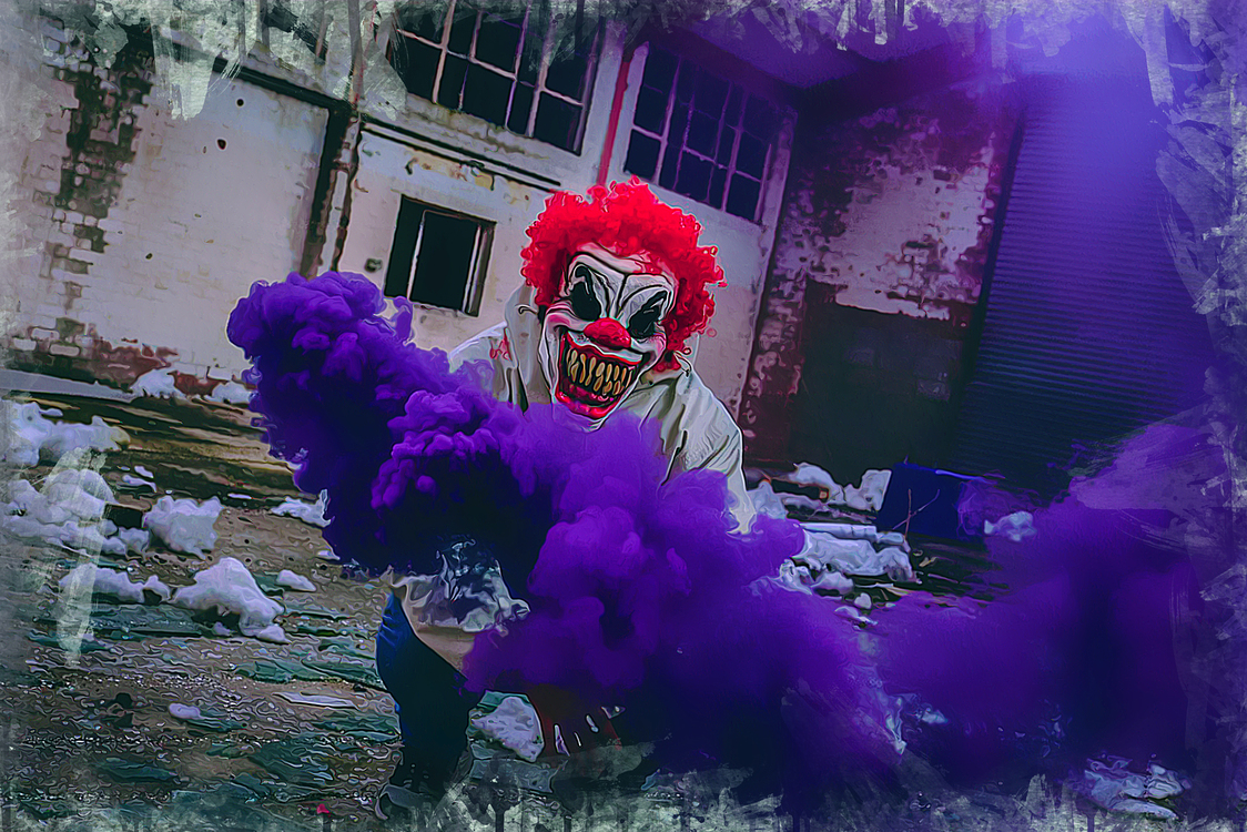Performing Arts,Purple,Mask