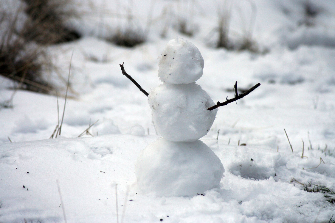 Snowman,Freezing,Snow
