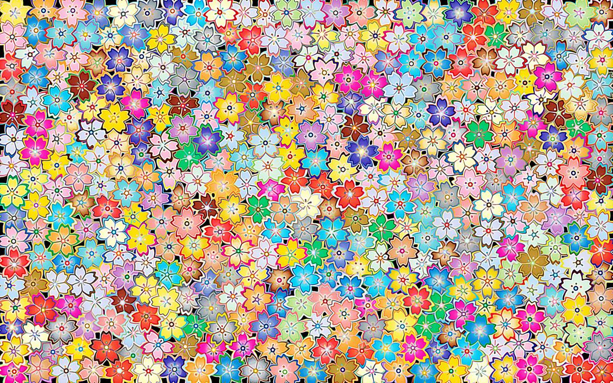 Colorfulness,Art,Textile