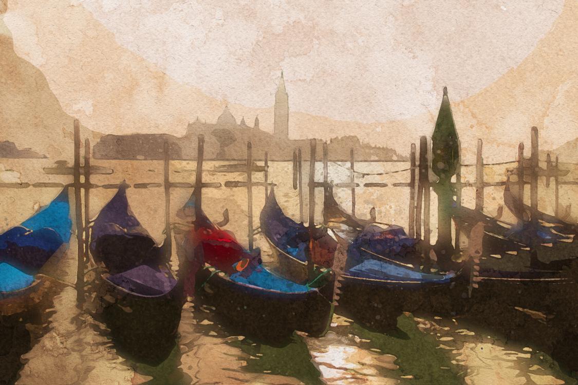 Gondola,Boat,Vehicle