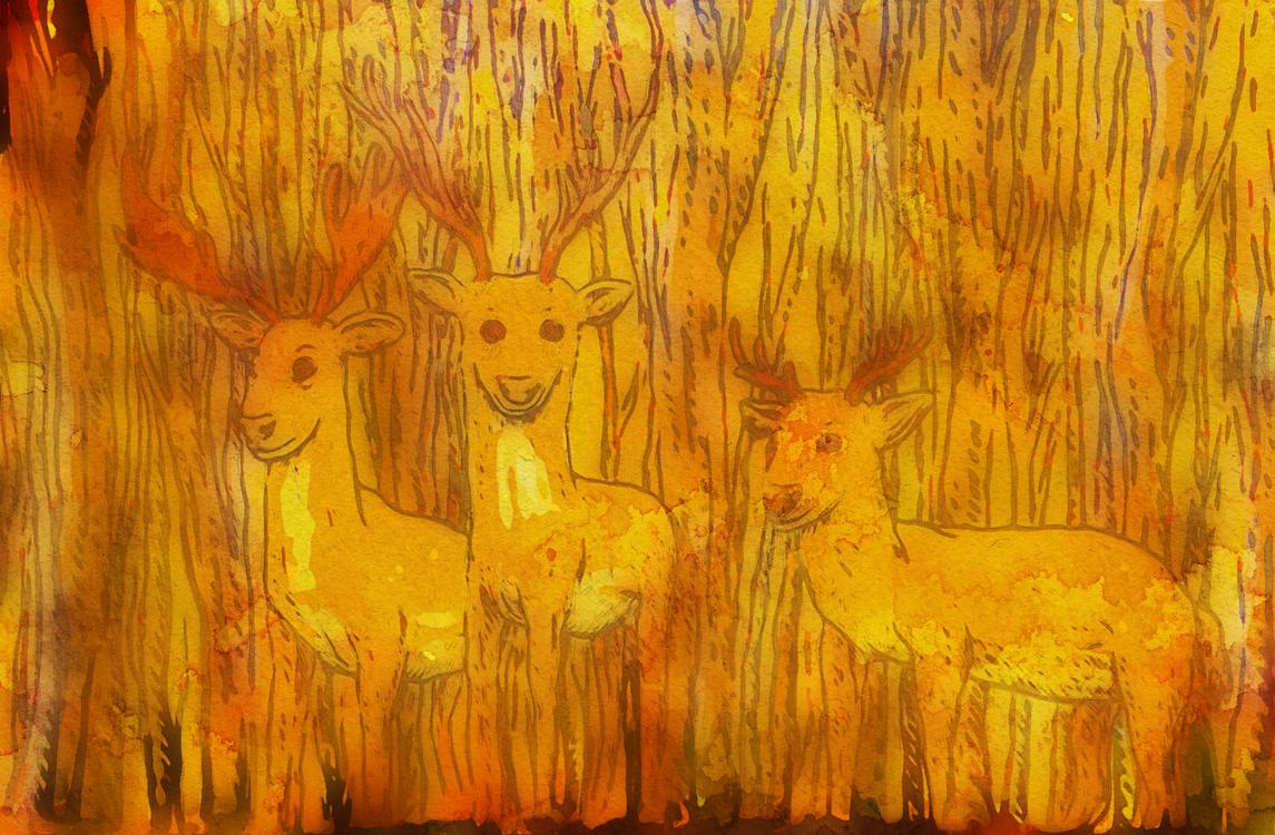 Wildlife,Painting,Visual Arts