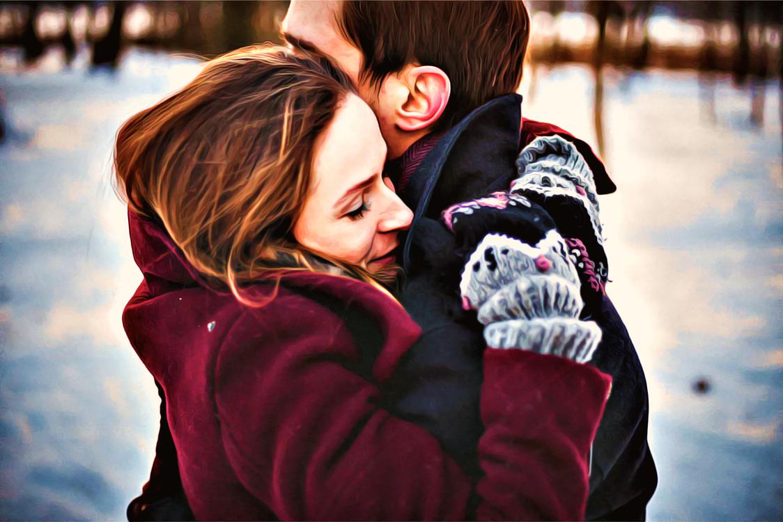 Hug,Love,Interaction