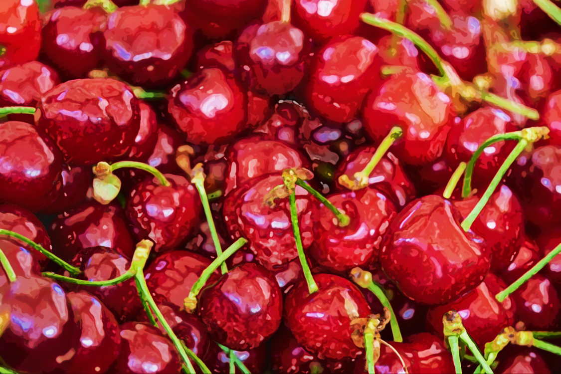 Natural Foods,Food,Cherry
