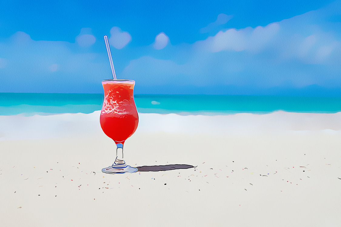Drink,Sea Breeze,Nonalcoholic Beverage