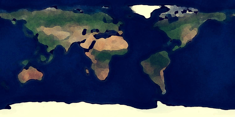 World,Map,Earth
