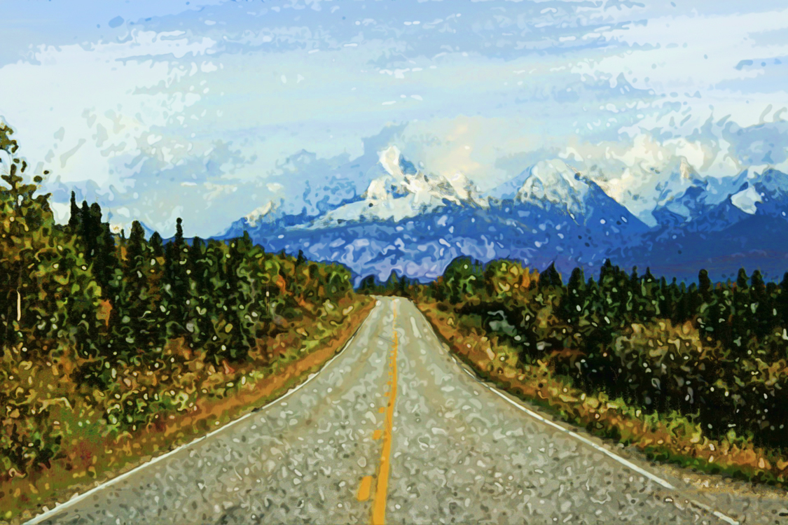 Mountainous Landforms,Natural Landscape,Mountain