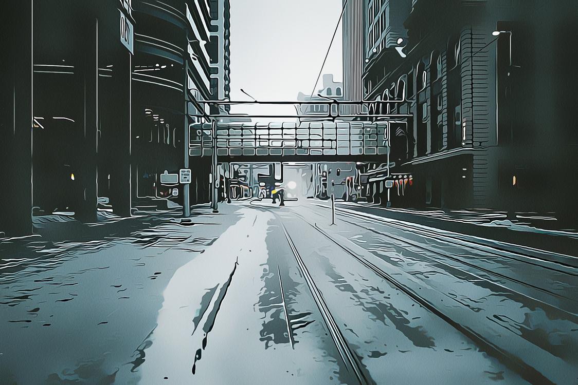 Snow,Urban Area,Metropolitan Area